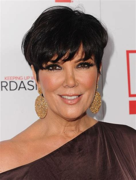 does kris jenner have thick hair 47 best images about kris kardashian on pinterest bruce