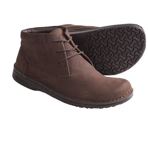 birkenstock boots mens footprints by birkenstock high boots leather