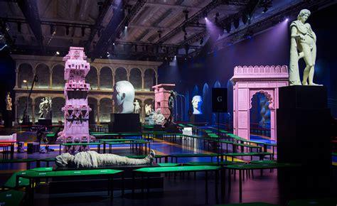 Venue Set exclusive tour of gucci s s s 2018 show venue in pictures wallpaper