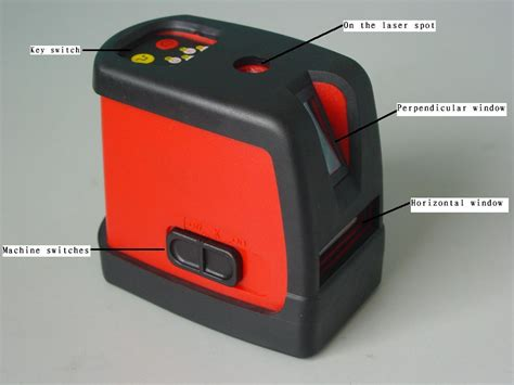 Laser Plumb Level by China Self Leveling Cross Line Laser Level Kit With