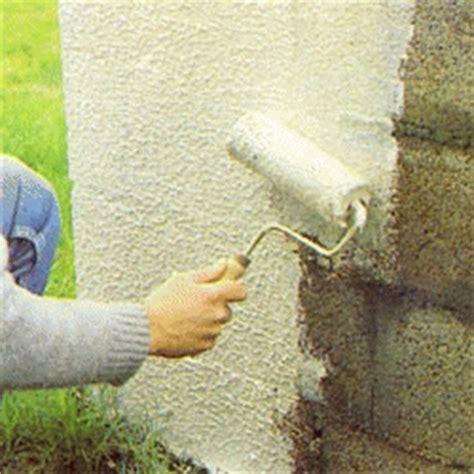 crepi exterieur au rouleau 3154 cr 233 pir un mur parpaing m 233 thodes web libre