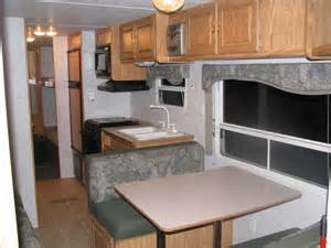 travel trailers with bunk beds 2003 travel trailer w bunk beds sleeps 10 four winds