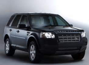 land rover freelander 2 white black diariomotor