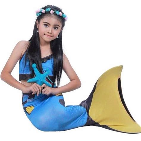 baju renang mermaid bajumermaid