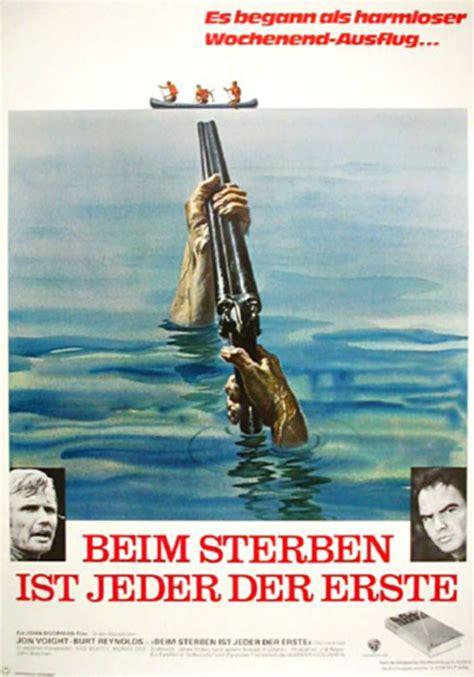 Fil De Feriste by Filmplakat Beim Sterben Ist Jeder Der Erste 1971
