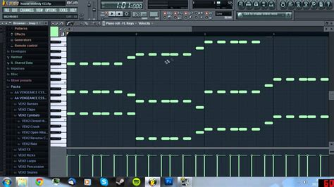 tutorial fl studio 10 fruity loops