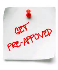 5 reasons to get pre approved