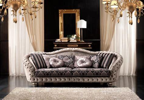 divano elegante elegante divano in stile classico idfdesign