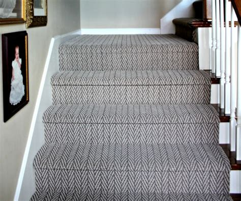 grey patterned stair carpet herringbone carpet grey carpet vidalondon