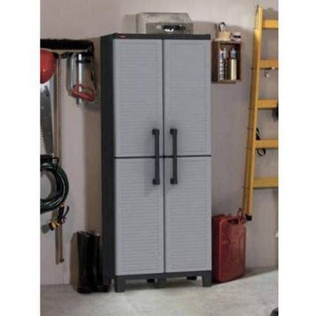Keter Garage by Keter Space Winner Metro Storage Utility Cabinet Indoor