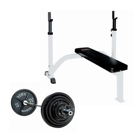 york olympic bench york basic olympic bench press package