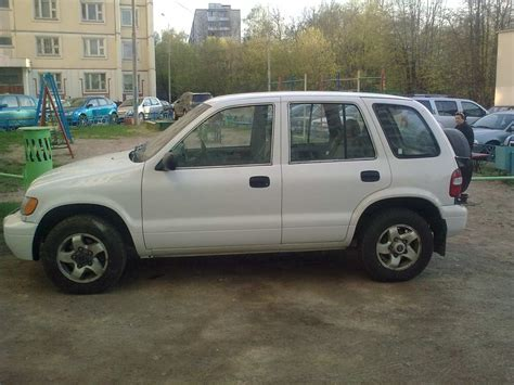 Kia 2000 For Sale Used 2000 Kia Sportage Photos 2000cc Automatic For Sale