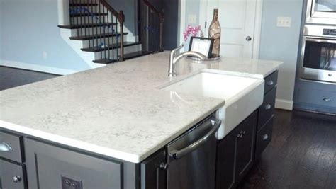 Helix Quartz Countertops by Silestone Helix Kitchen