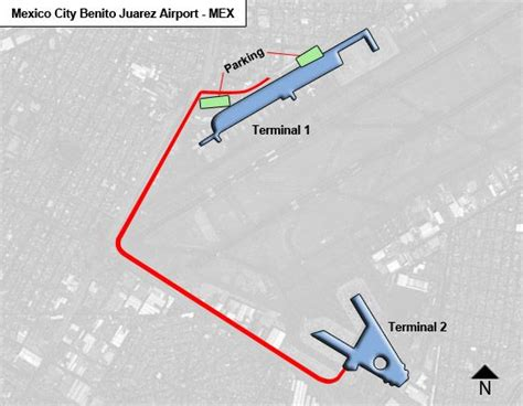 map mexico airports mex mexico city international airport aicm master