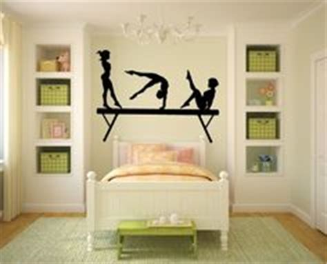 gymnastics themed bedrooms gymnastics themed bedroom on pinterest gymnastics