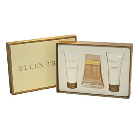 tracy fragrance set 3 count tracy by tracy for 3 pc gift set