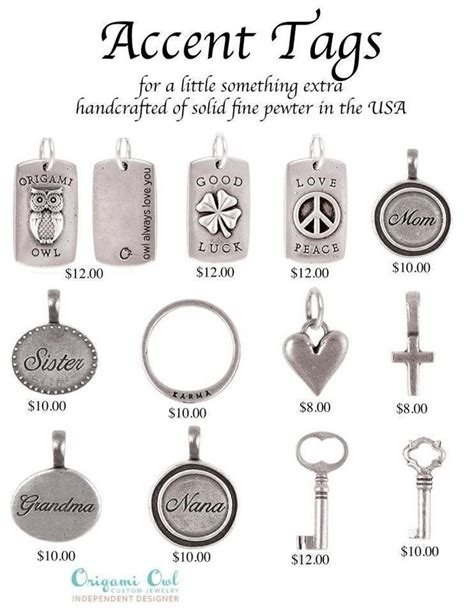 origami owl tags 74 best origami owl images on living lockets