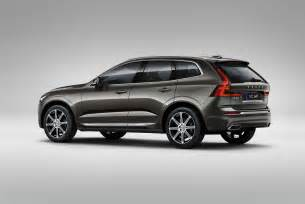 Volvo Cars Hr Volvo Cars Reveals New Xc60 Premium Suv