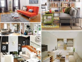 Living Room Decorating Ideas For Small Spaces by Space Saving Design Ideas For Small Living Rooms