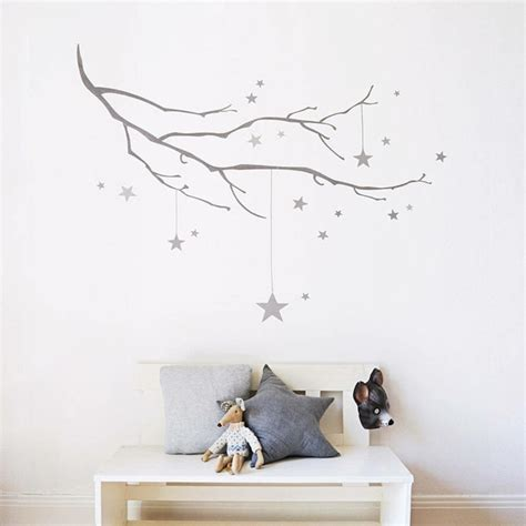 nursery wall decals uk stickers chambre b 233 b 233 fille pour une d 233 co murale originale