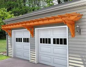 Garage Pergola Kits by Pergola Over Garage An Excellent Option Pergola Gazebos
