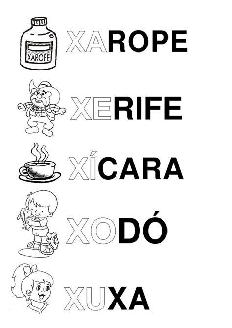 Atividades dos anos iniciais : Alfabeto com palavras
