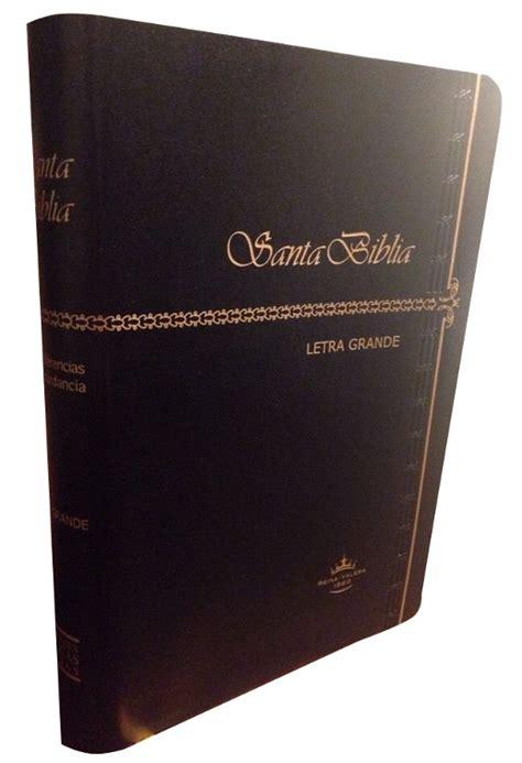 biblia letra grande rv 1960 0899224253 biblia letra grande imitaci 243 n piel cafe ob reina valera 1960 479 00 en mercado libre