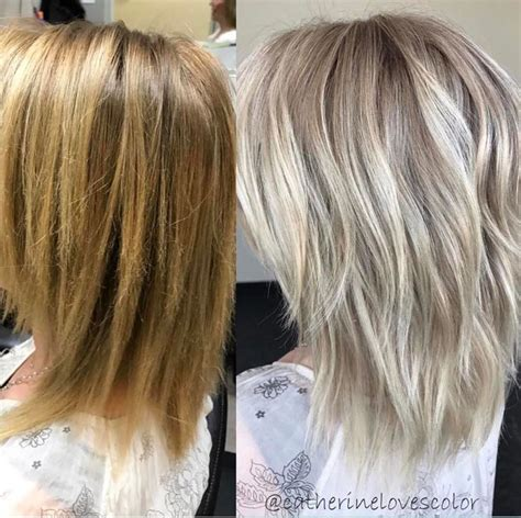 what colours does use for ash hair 25 beautiful medium ash blonde ideas on pinterest