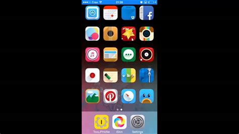 themes on iphone without jailbreaking iskin install ios themes without jailbreak on your