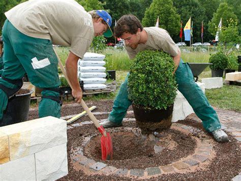 Garten Gestalten Ausbildung by Wir Bilden Aus Grimm F 252 R Garten Naturpools Und