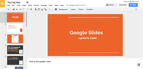 How To Put Themes On Google Slides App | powerpoint alternatives the best presentation software in