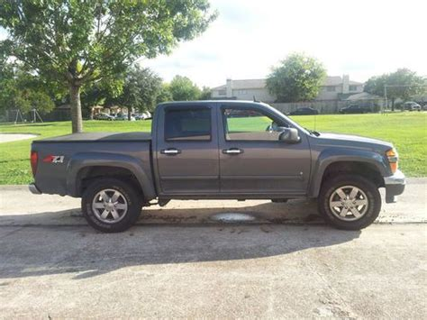 2009 Chevy Colorado by Sell Used 2009 Chevy Colorado Z71 4wd 83k 4d In
