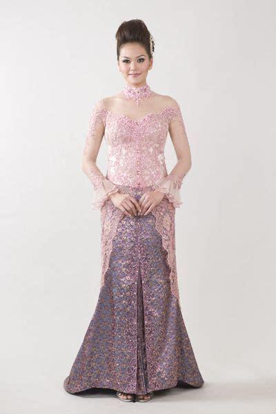 Stelan Kebaya Aneka Warna aneka model kebaya dress terbaru yang cantik mempesona