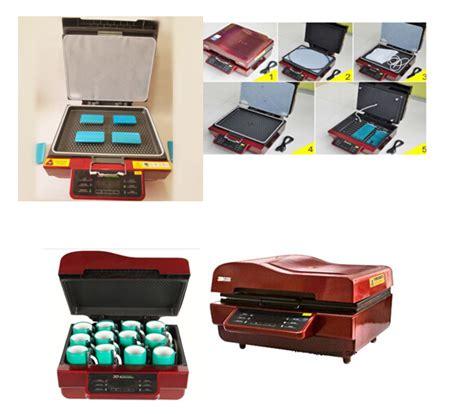 Rok Printing 3d Wedges Import 3d vacuum sublimation heat press machine wholesale for