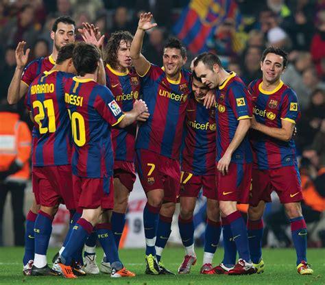 Wallpaper Barcelona Chions | barcelona soccer team stars newhairstylesformen2014 com
