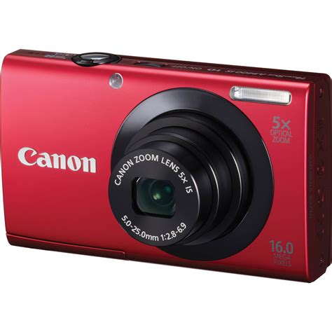 Kamera Canon A3400 by Canon Powershot A3400 Is Touch Screen Digital 6186b001