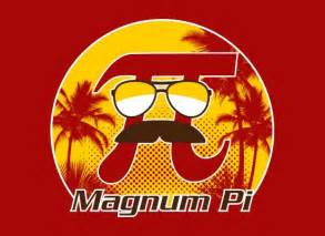 Magnum Pi Year Magnum Pi T Shirt Snorgtees I Need This For Pi Day This