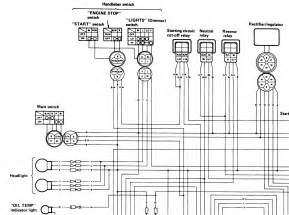 4 best images of yamaha moto 4 electrical wiring diagram yamaha moto 4 200 wiring diagram