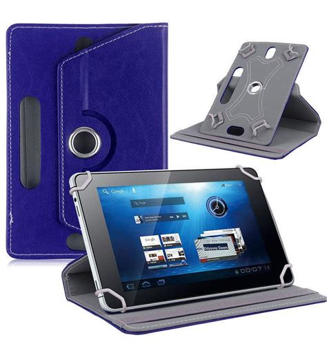 Flip Cover Tablet 7 Karakter universal flip leather stand box cover for most 9 7 quot 10 1 quot inch tablet pc