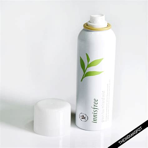 Harga Innisfree Green Tea Mineral Mist innisfree green tea mineral mist review theindianspot