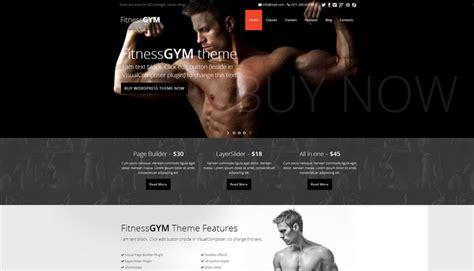 themes wordpress fitness 20 best sports fitness wordpress themes gt3 themes