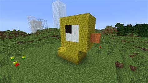 bee mine craft 3d pixel bumble bee rabbit ducky minecraft project