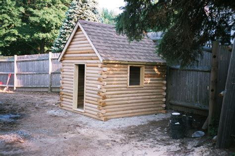Landscape Timber Playhouse Child S Playhouse