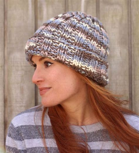 knit for beginners 25 best ideas about knit hat patterns on