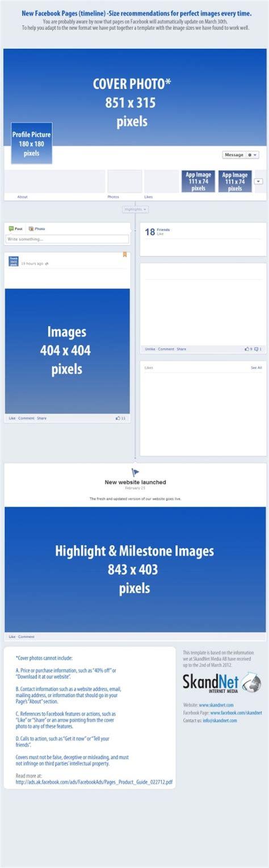 cabecera facebook medidas facebook medidas y trucos de la fan page
