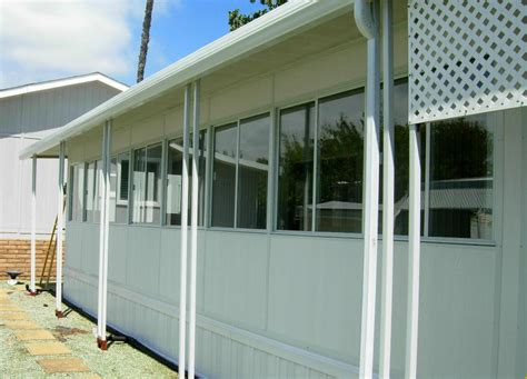 System Awnings by Existing Awning Of Leaves Dirt And Debris