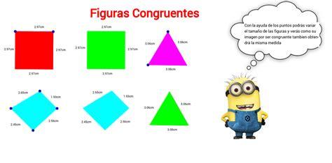figuras geometricas congruentes imagenes de figuras en microporosos figuras congruentes