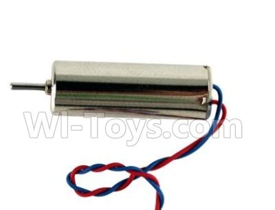 Wl V303 Motor Clock Wise Cw jjrc f180c f180d parts 15 motor with and blue wire 1pcs cw clockwise for jjrc f180c
