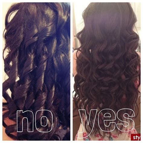 pageant curls hair cruellers versus curling iron outdated curling iron ringlets vs modern wand curls www