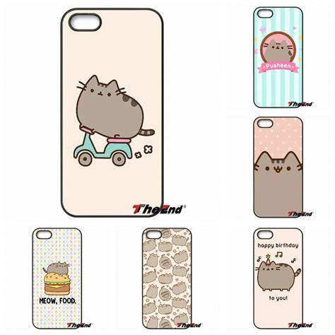 Casing Xiaomi Mi Max Pusheen The Cat Eat Every Thing Custom chat ipod touch 4 cas promotion achetez des chat ipod touch 4 cas promotionnels sur aliexpress